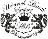 Heinrich Barth – Sattlerei Logo